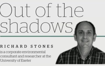 Out Of The Shadows: Corporate Environmental Responsibility